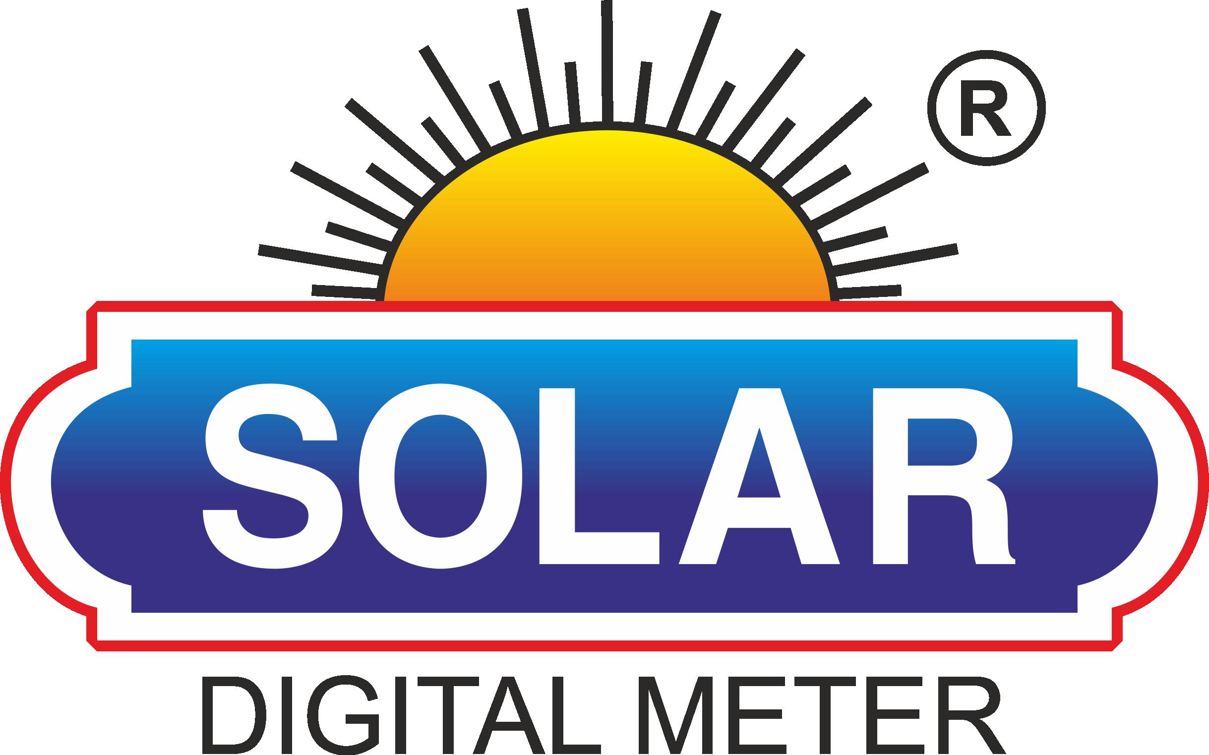 SOLAR DIGITAL METER